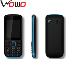 One year warranty new cdma mobile phone ultra-slim bar touch screen mobile phone