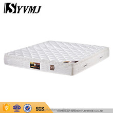 China Supplier High Density Memory Foam Mattress Rolled Packing