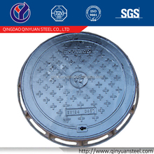 Good Quality Ductile iron manhole cover, cast iron manhole cover price