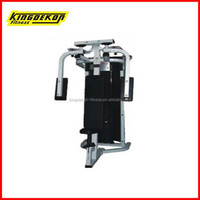 square pipe butterfly pectoral machine