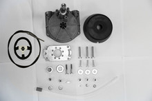 Steering wheel and caboes and steering helm for Marine and outboard motor