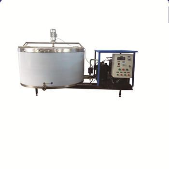 Hot sale Milk cooling tank with best price manufacturer