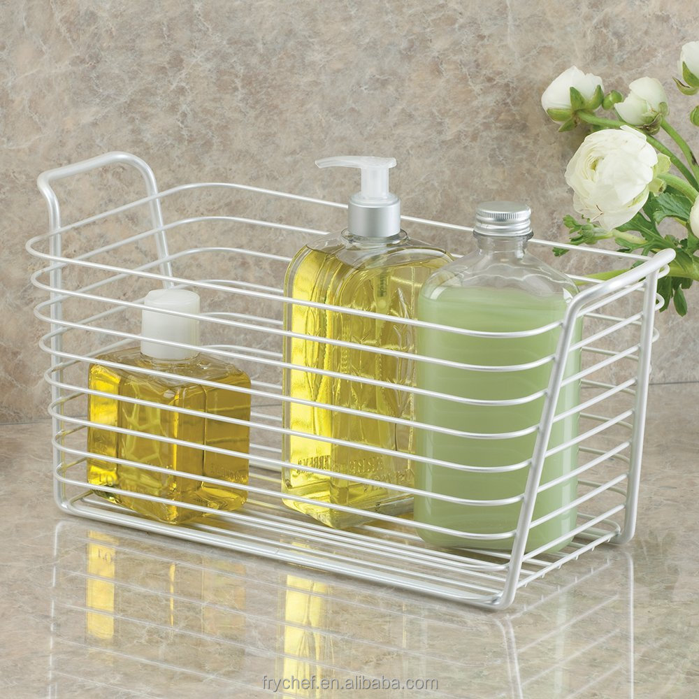 Stainless Steel 18 8 High Quanlity Wire Storage Basket