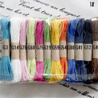 Twisted Paper Cord Wholesale Raffia Paper