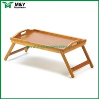new and Cheap unfinished handmade wooden tray with custom printed logo for fruits