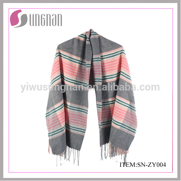 Wholesale cheap festival gift pashmina fashion cashmere <strong>scarf</strong>
