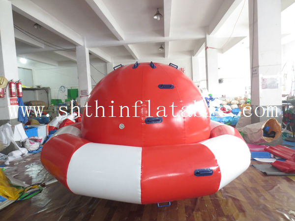 Hot Sale inflatable water peg-top / funny inflatable water park games