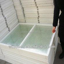 cheap factory price pvc windows for construction project pvc sliding window