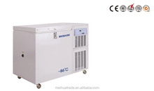 -40~- -86 degree two-time foaming technology Luxury ultra low temperature freezer/ deep freezer/ chest freezer