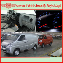 mini van diesel BIG china manufacturer