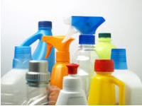 Wide variety if cleaning chemicals available