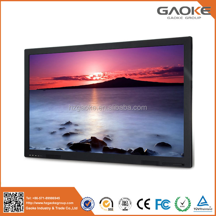 Manufacturer LED TV monitor electronic multi all in one pc touchscreen