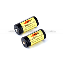 Efest 18350 li-ion battery 18350 rechargeable 3.7v 900mAh ICR 18350 li ion battery free shipping from efest company