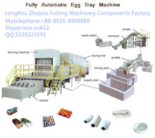 2015 Full-automatic big capacity 1000-3500pcs/h paper pulp egg tray machine,egg tray making machine/Egg Box Moulding Machines