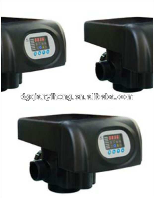 F74A Automatic Soften Valve & RUNXIN Water Softener Control Valve
