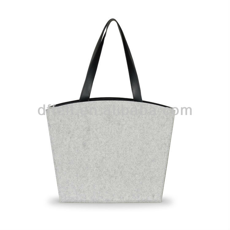 felt bag shopping bag