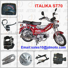 Italy ST70 motorcycle spare parts for ITALIKA