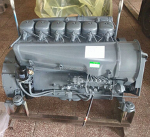 air cooled 6 cylinder diesel engine DEUTZ type F6L912
