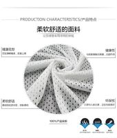 polyester 3d spacer mesh fabric for mattress,pillow,pad