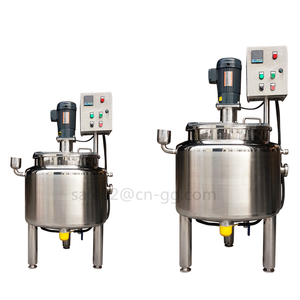 electric heating 500L gelatin mixing machine