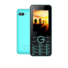 Unlock 2.4 Inch Screen Quad Band 2 Sim New Style Mobile Phone i7