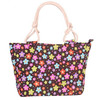 2014 hot sell fashion good quality canvas beach bag wholesale