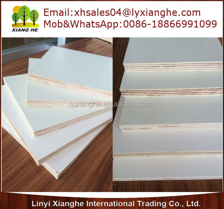 6mm marine furniture grade melamine plywood home cabinet for Furniture grade plywood