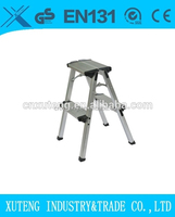 aluminium camping stool foldable children step chair