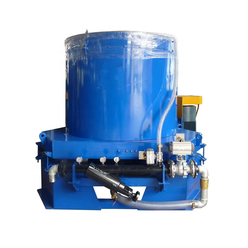 PLC System Centrifugal Concentrator Gold Placer Mining Machine for Sale