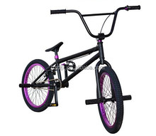Boys Bike Freestyle BMX Racing Bicycle Lightweight Frame Mountain Trick