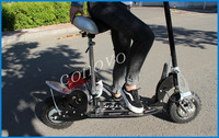 Hot Selling Cheap quickly foldable outdoor sports big wheel gas scooter for sale for adults