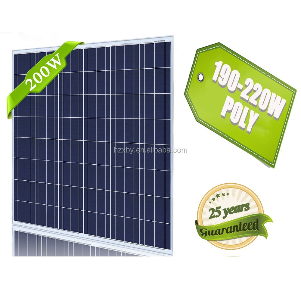 12v 24v 36v 100w 200w 300w Pv Modules Chinese Polycrystalline Solar Panel Prices M2