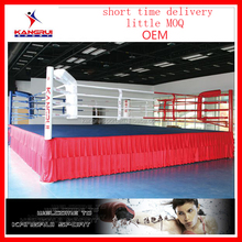 boxing ring for sale with boxing ring rope from factory