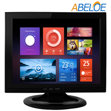 high-definition 300cd/m2 brightness 13 inch usb touch screen lcd monitors