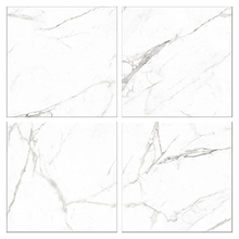 Ikea High Quality Sunny White Marble Glazed Floor Tile Design Made In Spain
