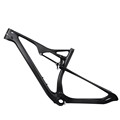 New Design 29er Full Suspension Carbon Bicycle Frame M06