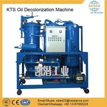 Black Oil Treatment Regeneration Machinery