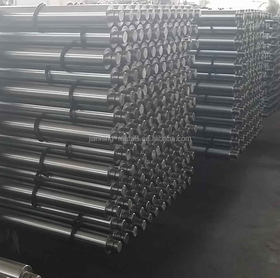 Induction Hardened Pneumatic Chrome Plated Steel Bar