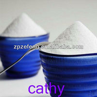 white powder stevia sugar