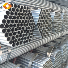 "High quality hot dip galvanized cast iron pipe 6"" inch water well casing steel tube for sale"