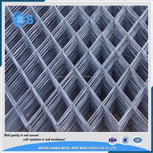 grid cheap flat galvanized sheet 1x2 welded wire mesh panel