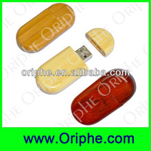 Promotional Wooden usb flash memory stick from China manufacturer