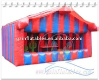 2011nice {Qi Ling} inflatable booth for exhibition