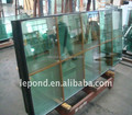 Thickness 4mm,5mm, 6mm,8mm,10mm,12mm exterior glass wall