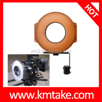 R-300 Foto & Video LED Ring Lighting Video Film Continuous Light, Color Temperature: 5600K, Illumination: 1950lux