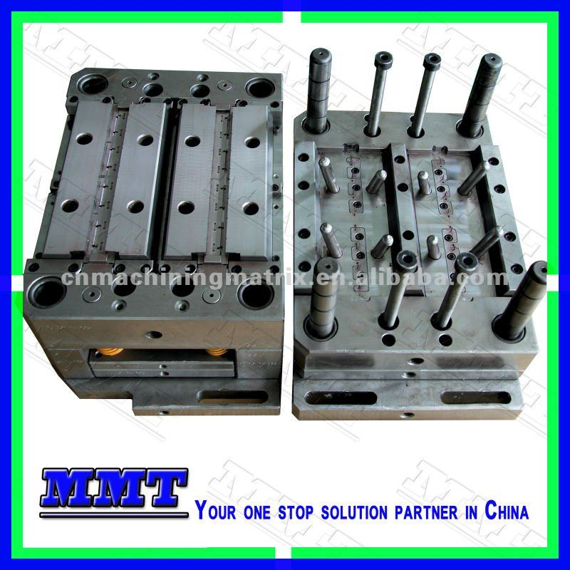 high pecision injection plastic mold for psp parts