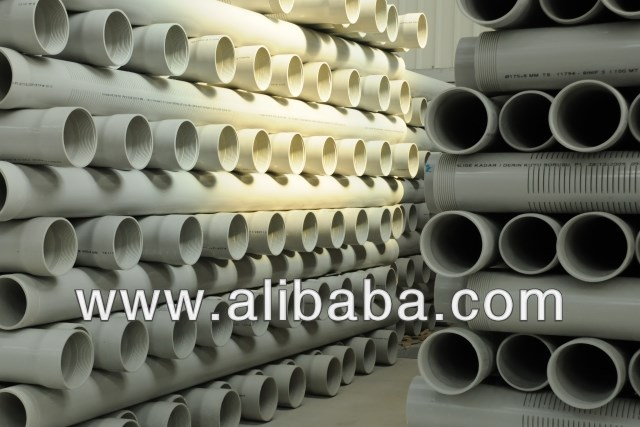 Max 300m Depth PVC-U Filtered Casing Pipe