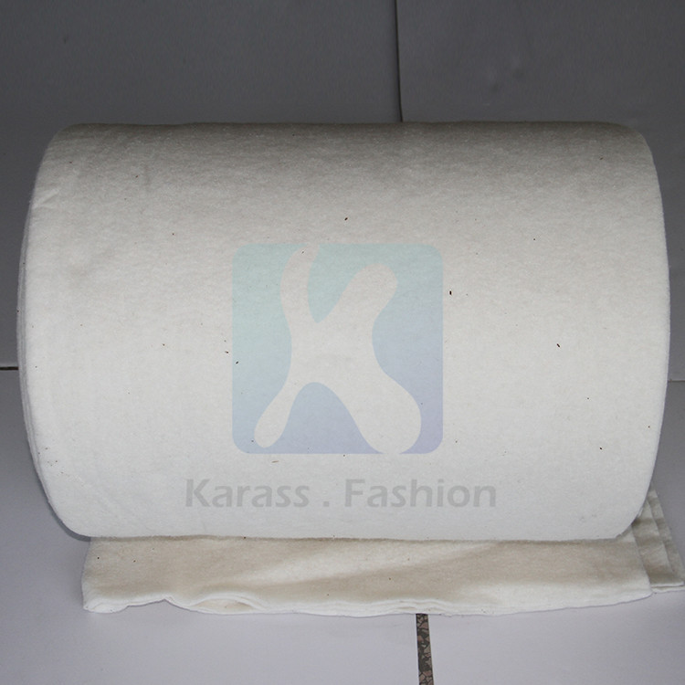 Karass Fashion Quilt material quilt padding cheap fill batting wadding