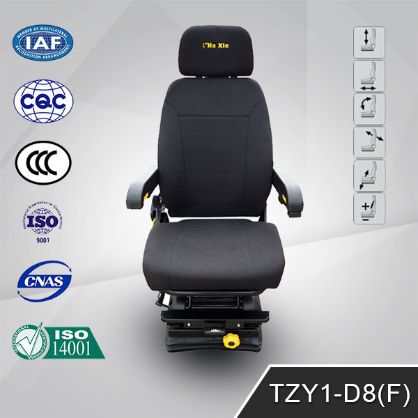 TZY1-D8(F) Mustang Driver Motorcycle Backrest Seats