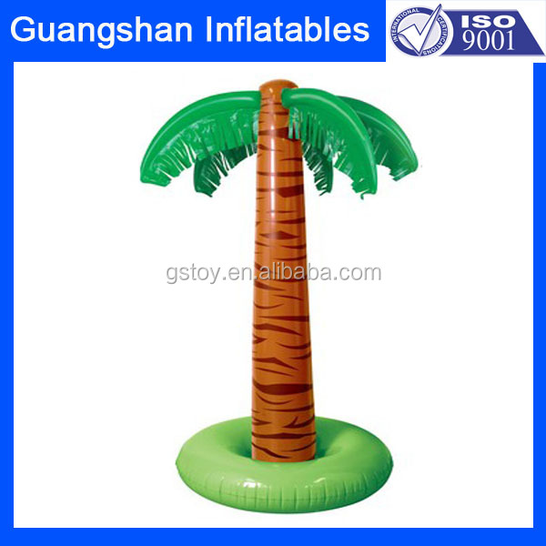 Swimming pool toys floating inflatable tree for sale